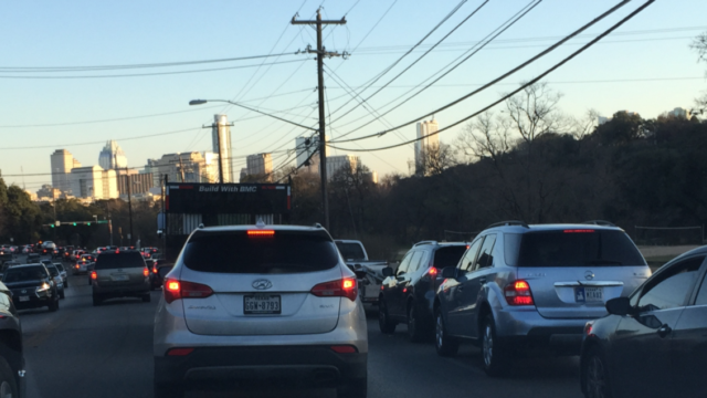 Austin Traffic Jam